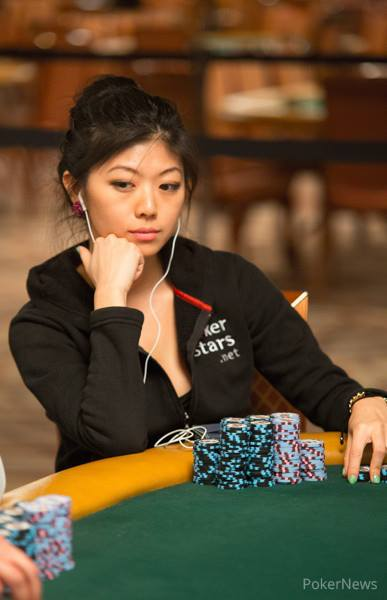 Xuan Liu WSOP 2013