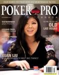 Xuan Liu Poker Pro Magazine Cover