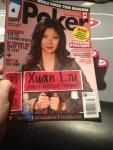 Xuan Liu WPT Magazine Cover