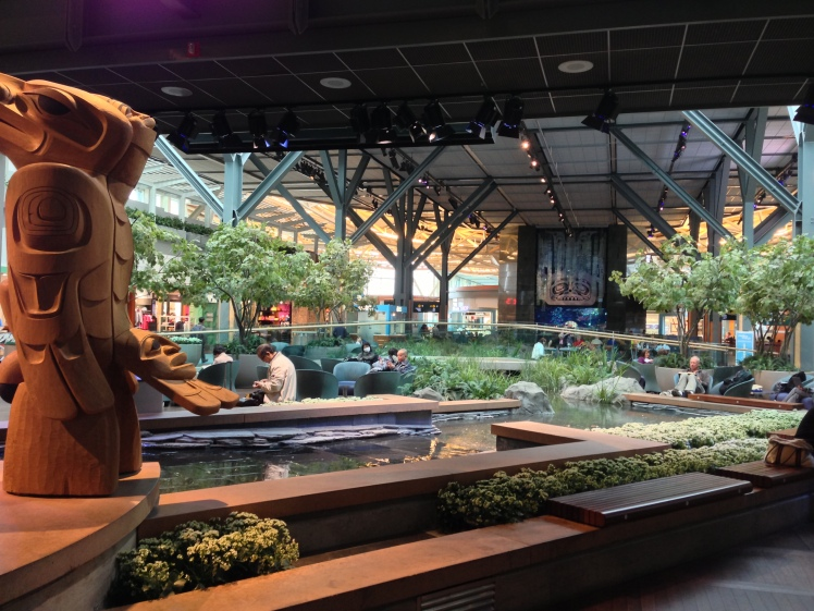 The nicest International Terminal in the world?