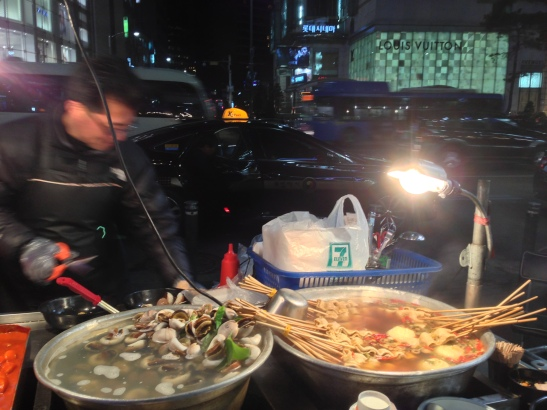 Variations of Luxury in Namdaemun