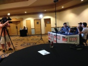 "Nick Brancato and Dan Harkenrider host ""Division of Poker"" show with Jared Tendler"